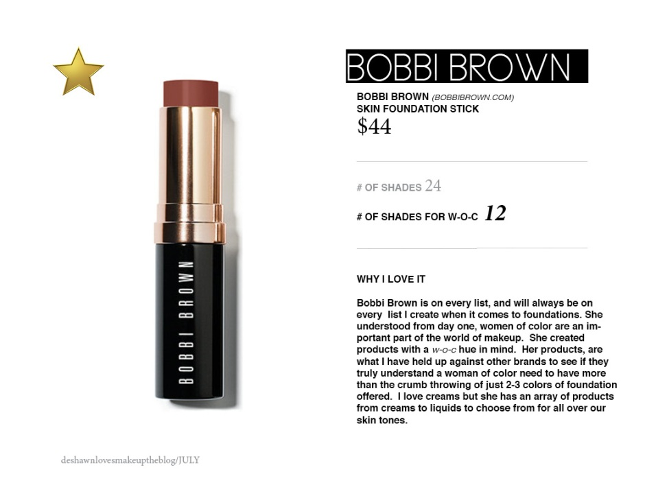 BOBBR BROWN
