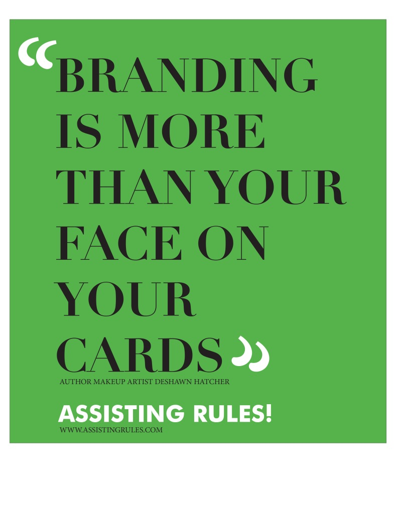 BRANDING IS MORE THAN